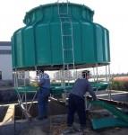 ht-01玻璃钢冷却塔