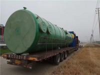 大型玻璃钢酸碱容器