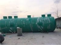HT-11玻璃钢化粪池
