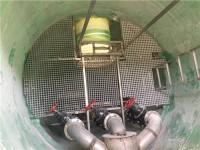 玻璃钢泵站